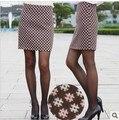 Frete grátis 2016 nova chegada mulheres sexy OL escritório de moda de alta qualidade mini saia curta