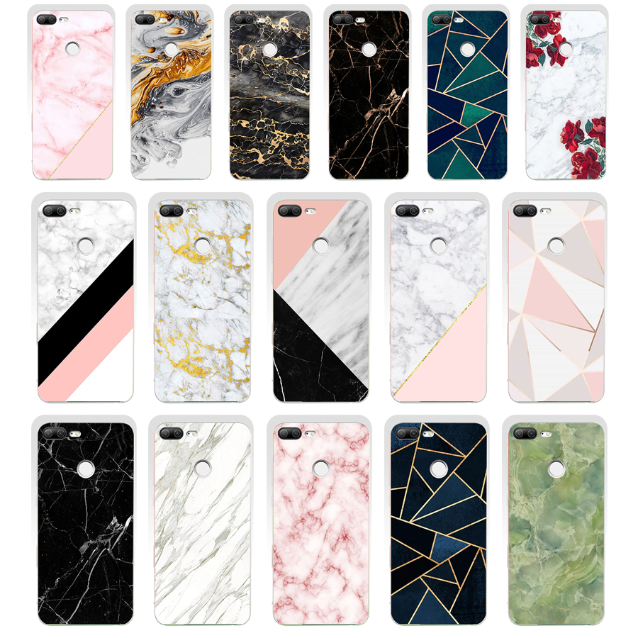 87SD marble green stone gift Soft Silicone Tpu <font><b>Cover</b></font> phone Case for huawei <font><b>Honor</b></font> 8 <font><b>9</b></font> <font><b>Lite</b></font> 8X p <font><b>9</b></font> <font><b>lite</b></font> 2016 image