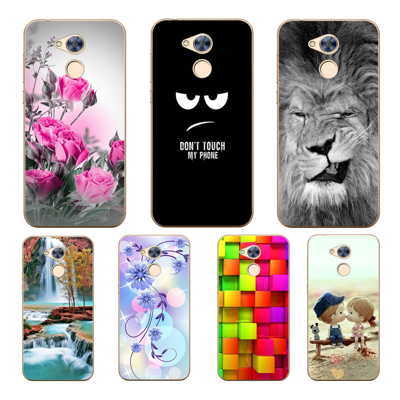 reputable site 0b78f f6c37 IGWGRY Huawei Honor 6A Case Phone Cover For Huawei Honor 6A ...