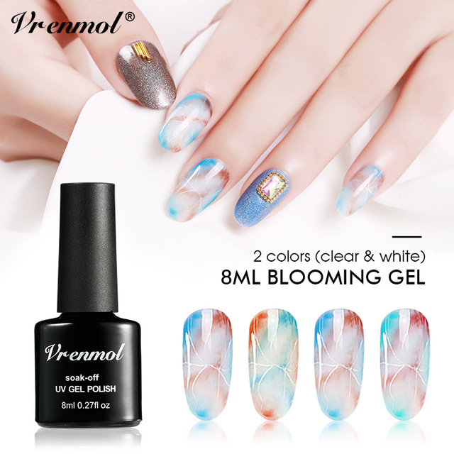 Get Quotations Nicedeco 1pack New Products Nail Art Flowers Decals Stickers Top