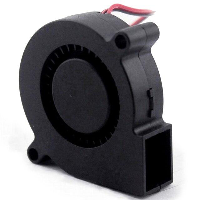 5 pièces/lot Gdstime 5 cm 5015 50x50x15mm PC refroidisseur DC refroidissement 50mm ventilateur ventilateur 5 V