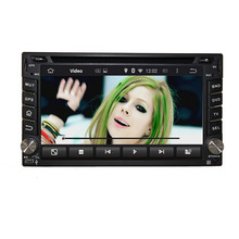 6 2 Inch Android 5 1 Quad Core Car DVD Player GPS For Universal font b