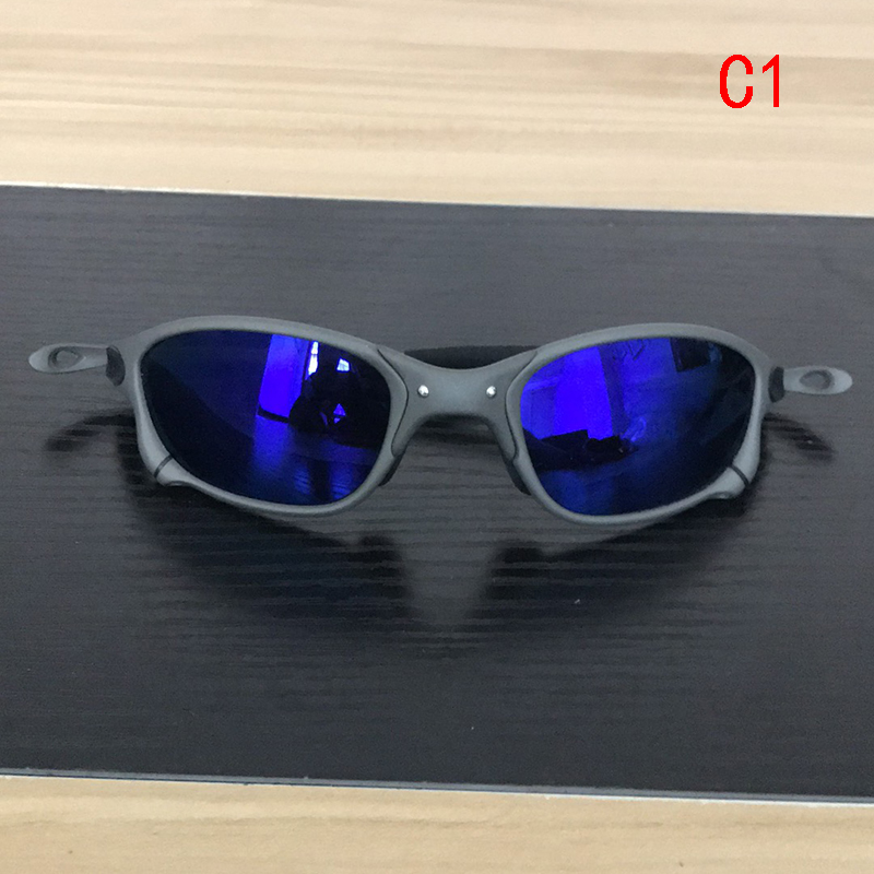 Polarized Sport Cycling Glasses Outdoor Bicycle Sunglasses Eyewear UV400 Polarized Lens CP005-5