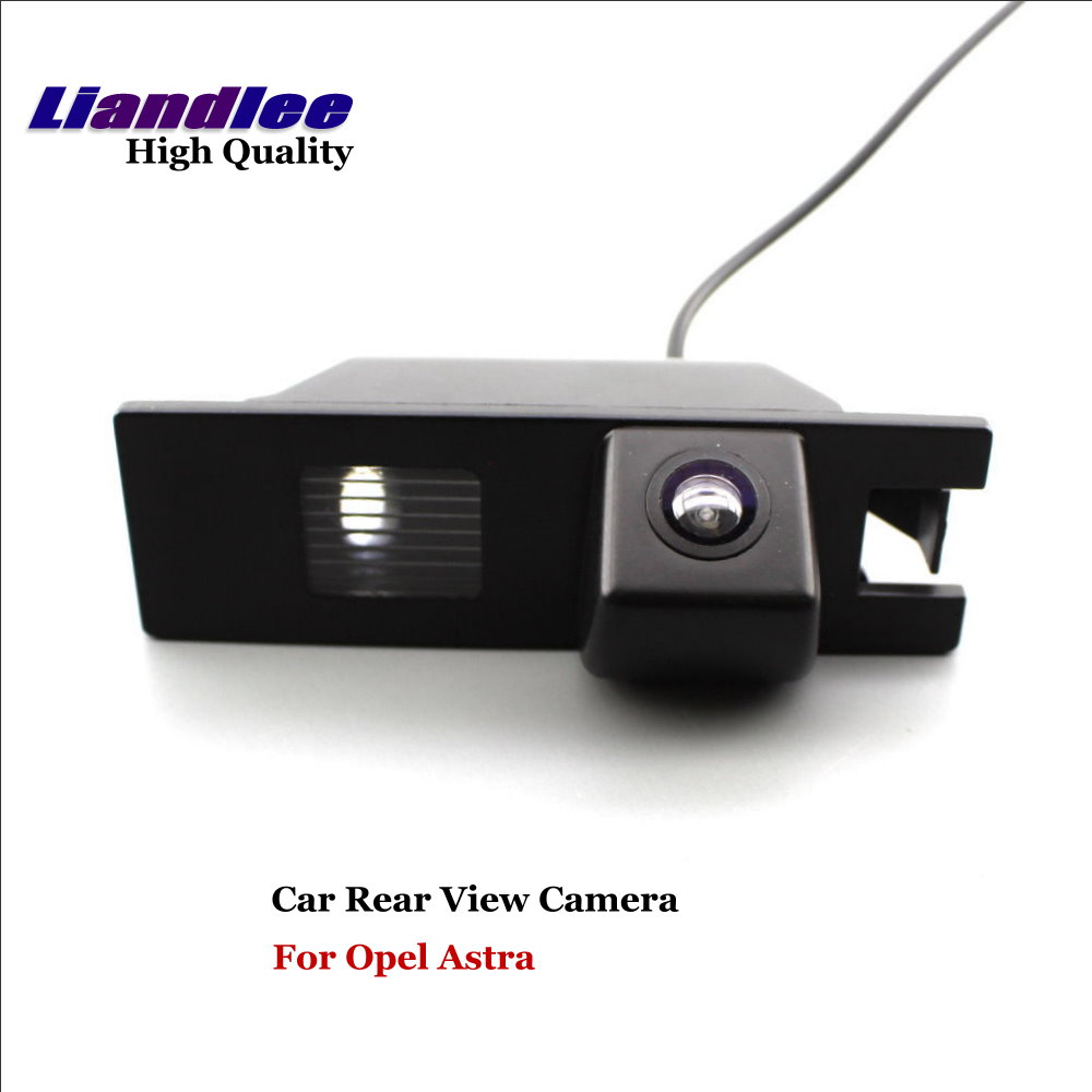 Liandlee For Opel Astra Car Rear View Backup Parking Camera Rearview Reverse / SONY CCD HD