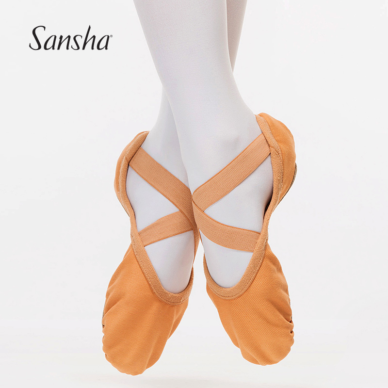 Leather Sole Dance Shoes