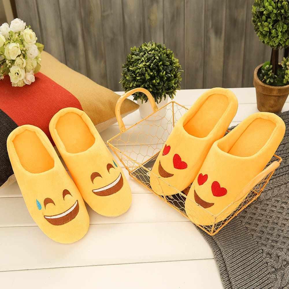 Vrouwen Slipper Schoenen Vrouwen Mannen Warm Slipper Binnenshuis Anti-slip Winter Huis Schoenen Outdoor Eenvoudige Schoenen Casual Platte Slipper