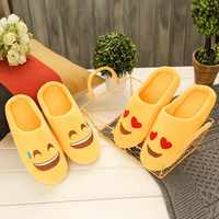 Women Slipper Shoes Women Men Warm Slipper Indoors Anti-slip Winter House Shoes Outdoor Simple Shoes Casual Flat Slipper