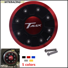 MTKRACING For YAMAHA TMAX 530 2012-2015 tmax 500 New Accessories Engine Stator Cover CNC Protective