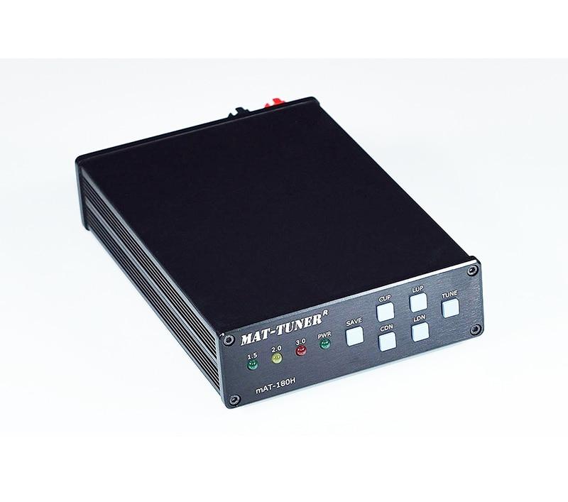 HF Auto-tuner 120W AUTO TUNER Automatic Antenna Ham Radio For ICOM 3M-54MHz MAT-180H Y