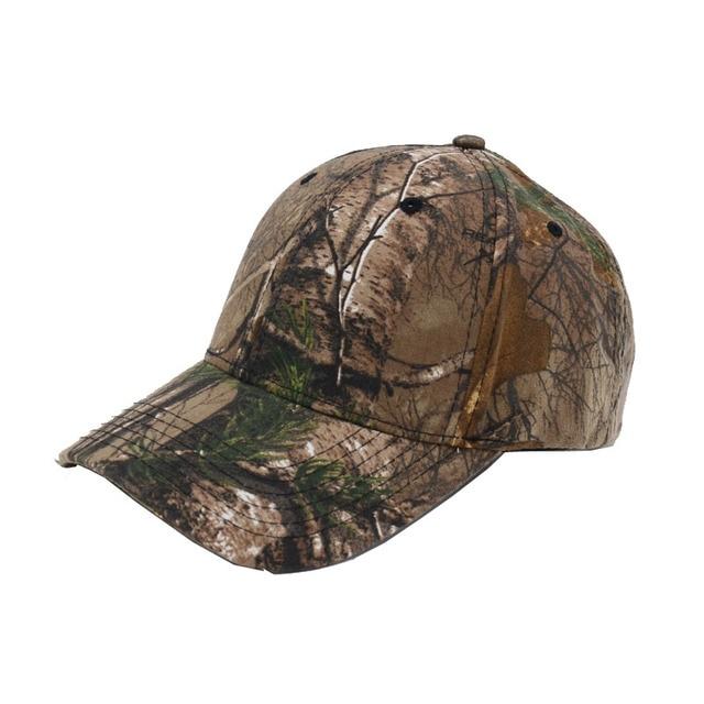 Hunter Caccia Pesca Camo Cappello Regolabile Camcouflage Berretto Da  Baseball Per Il Tempo Libero Casquette Berretto 0cca7851a467