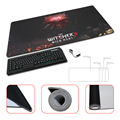 Best The Witcher 3 Wild Large Gaming Mouse Pad Locking Edge Mouse Mat Control/Speed Version Mousepad Mice Mat for Lol CS Dota2