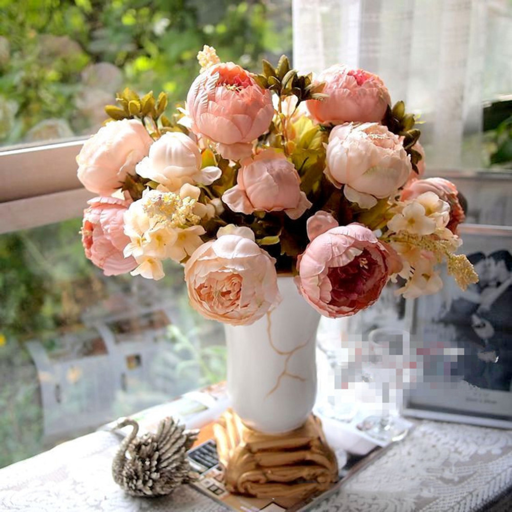 Popular fall decorations sale buy cheap fall decorations for Fall wedding bouquets for sale