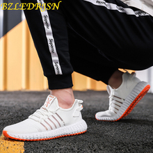 2019 Hot Sale Four Seasons Running Shoes Men Lace-up Athletic Trainers Zapatillas Sports Male Shoes Outdoor Walking Sneakers New big size 39 47 hot sneaker sale running shoes for men lace up athletic trainers sports male shoes outdoor walking sneakers man