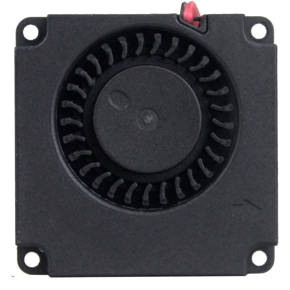 10 pcs lot Gdstime For 3D Printer 40mm 40x10mm DC 12V 2 Pin Brushless Cooling Exhaust Blower Fan in Fans Cooling from Computer Office