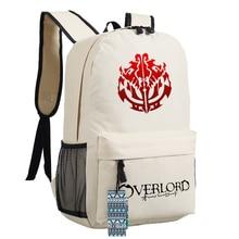 Anime Overlord Printed Backpack