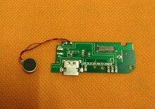 """Usato Originale USB Carica Spina Bordo + Microfono mic Per UMI Super MTK6755 Octa Core 5.5 """"FHD 1920x1080 di trasporto Libero"""