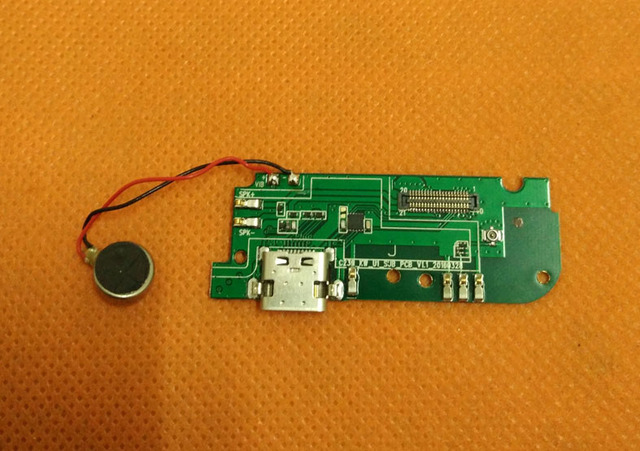 "Utiliza USB Bordo Cargo Enchufe Original + Micrófono mic Para UMI Súper MTK6755 Octa Core 5.5 ""FHD 1920x1080 El Envío Libre"