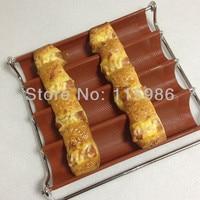 1 PCS 29X30CM French Bread Form Oblong Bread Form Baguette Utensil