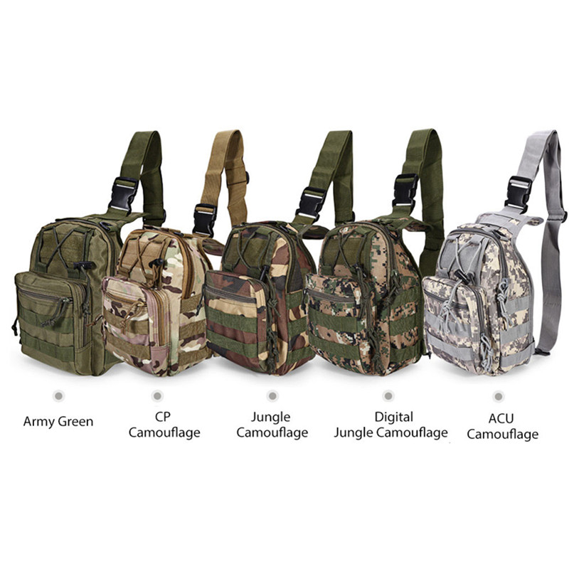 Outdoor Shoulder Military Backpack Climbing Bags Camping Travel Hiking Trekking Bag Cycle Bag 9 Colors21