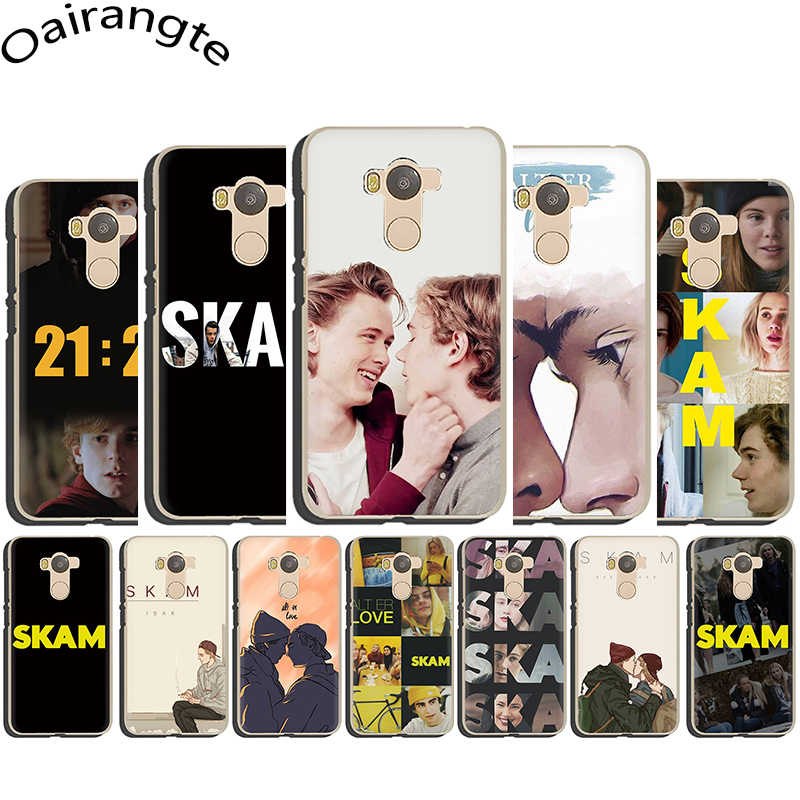 Norwegian TV Skam Hard Phone Cover Case for Redmi 4A 4X 5 5A Plus 6 6A Pro S2 7 GO Note 5 6 7 Pro 5A Prime