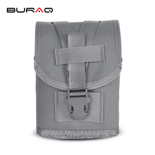 Military Tactical MOLLE Phone EDC Pouch Waist Belt Bag Sling Pack Gadget Pouch For Camping Hunting