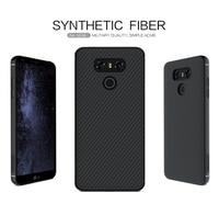 For LG G6 Case Original Nillkin Synthetic Fiber Phone Case For For LG G6 Case PP