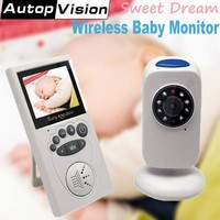 Wireless Baby Camera Monitor Audio Video Color Baby Monitor Baby Nanny Security Camera Night Vision babyroom timer Monitoring