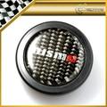 Volante Nismo Real Carbon Fiber Push Button Cuerno Para Nissan SKYLINE R33 R34 R35 GTR 350Z