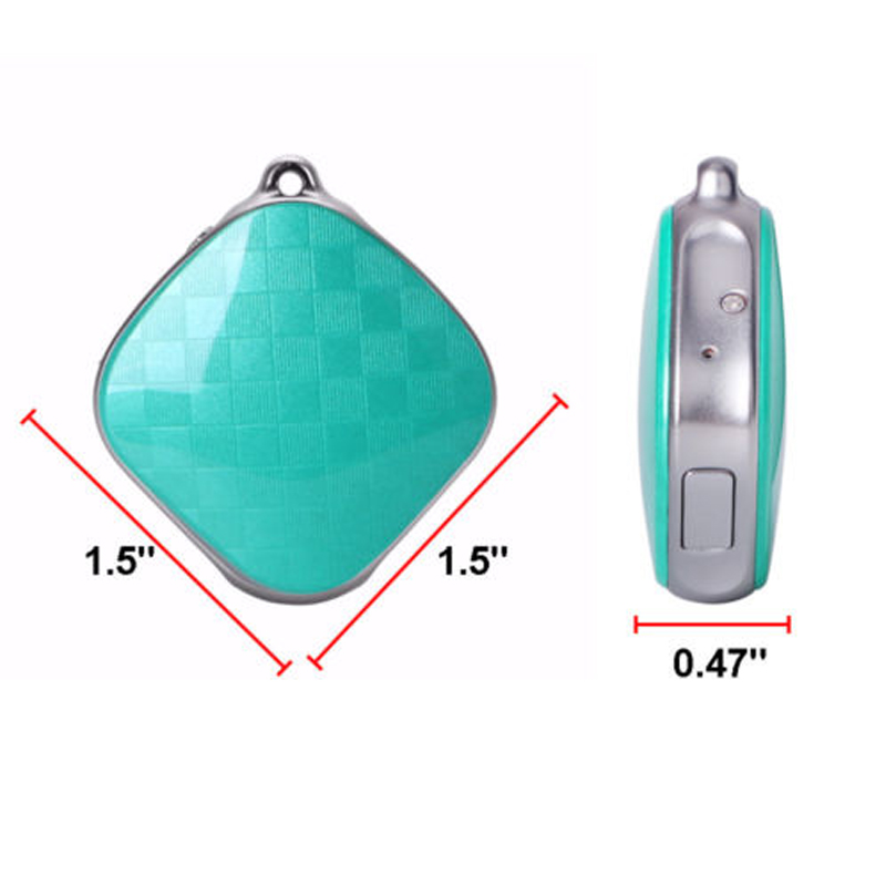 APRICOTCAR Mini Miniature GPS Tracker Children Old Man Pet Satellite Locator GSM GPRS Wifi Car Real time Tracking Alarm New - 6