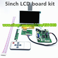 ЖК-контроллер TM050RDH03  ЖК-дисплей 5 дюймов  TTL  LVDS  плата драйвера для Android  HDMI  VGA  2AV  Raspberry dvd  automotivo  PCB