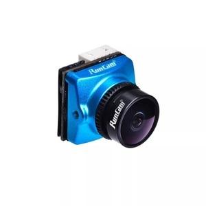 Image 5 - RunCam فينيكس أوسكار الطبعة 1000tvl 1/3 سوبر 120dB WDR كاميرا FPV صغيرة دعم OSD FC التحكم عن RC سباق الطائرة بدون طيار 2.1 مللي متر