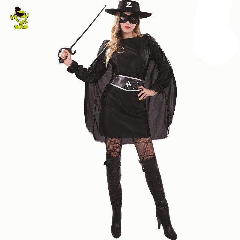 Online Get Cheap Zorro Costume Women -Aliexpress.com | Alibaba Group