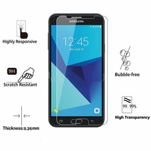 2pcs Screen Protector For Glass Samsung Galaxy J5 2017 Tempered sFor J527 US Version Phone Film
