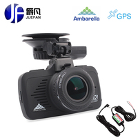 Car DVR Camera Ambarella A7LA70 2 7inch Screen With GPS G Sensor Full HD 1080p 1296P