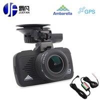 Car DVR Camera Ambarella A7LA70 2 7inch Screen With GPS G Sensor Full HD 1080p 1296P