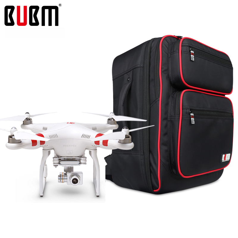 все цены на BUBM light fashion elves uav backpack for DJI Phantom 2 ,3 Inspire 1 or others Phantom 3 4K backpack онлайн