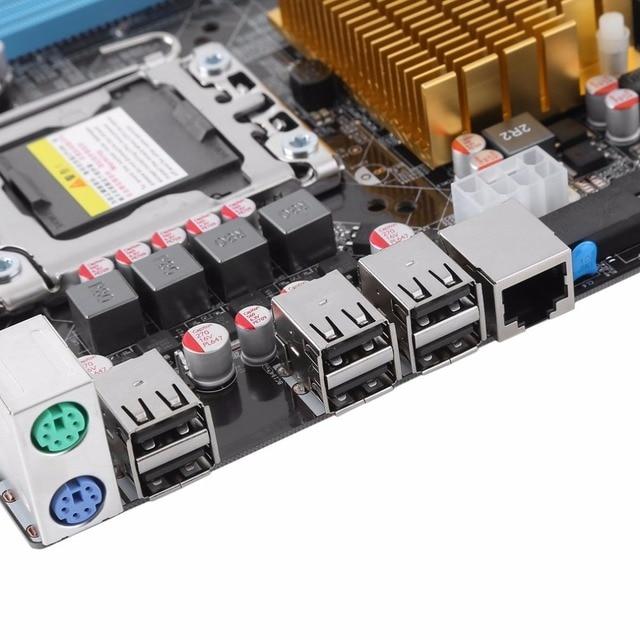 Desktop Motherboard X58 LGA 1366
