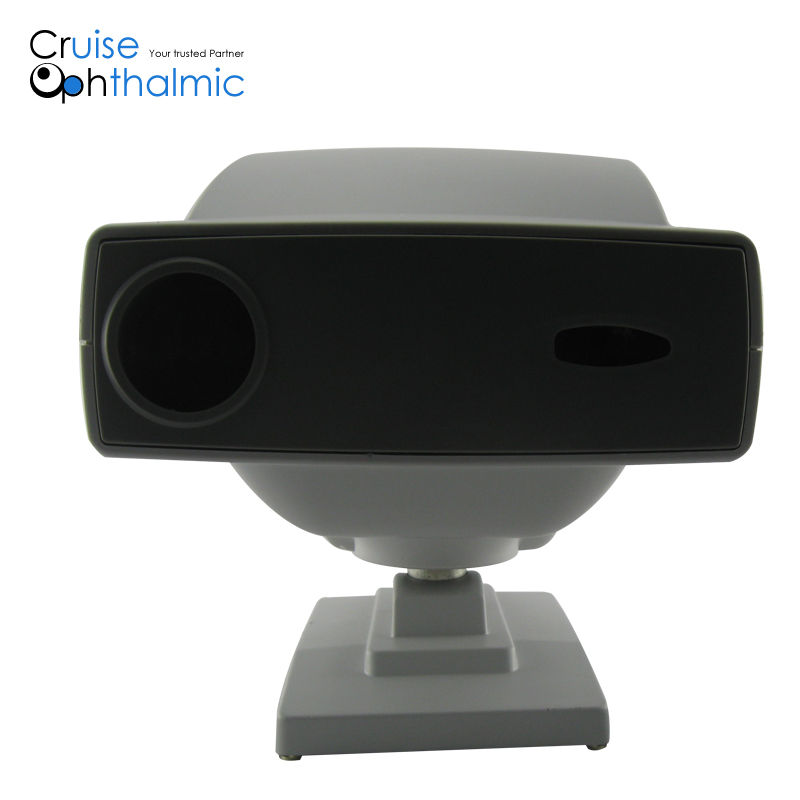 Offre spéciale ampoule halogène vision graphique projecteur ACP1000B 20/20 graphique optométrique Auto graphique projecteur réponse rapide