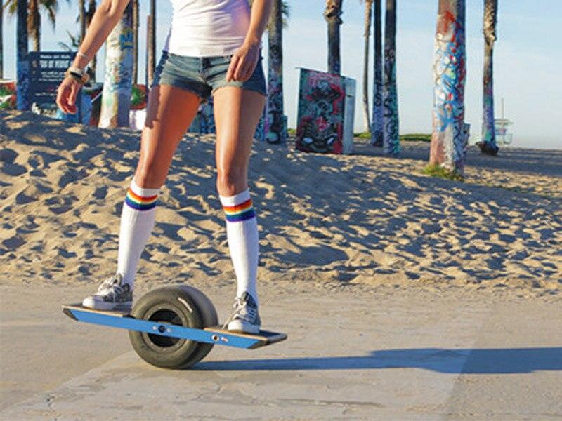 10inch one wheel unicycle self balance font b electric b font font b skateboard b font