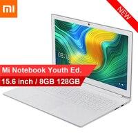 Ноутбук Xiaomi Mi Youth Ed. 15,6 дюймов Intel Core i5 8250H 4 ядра 1,6 ГГц 8 ГБ 128 ГБ 1 ТБ HDD HDMI Камера Двойной Wi Fi ноутбук