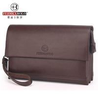 Men S Leather Clutch Handy Bags Business Wallet Men Luxury Brand Male Large Purses Passport Cover