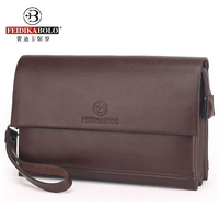 Men S Leather Clutch Handy Bags Business Wallet Men Luxury Brand Male Large Purses Passport Cover