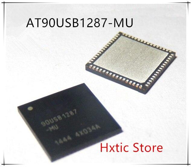 NEW 5PCS LOT AT90USB1287 MU AT90USB1287 90USB1287 QFN 64 IC