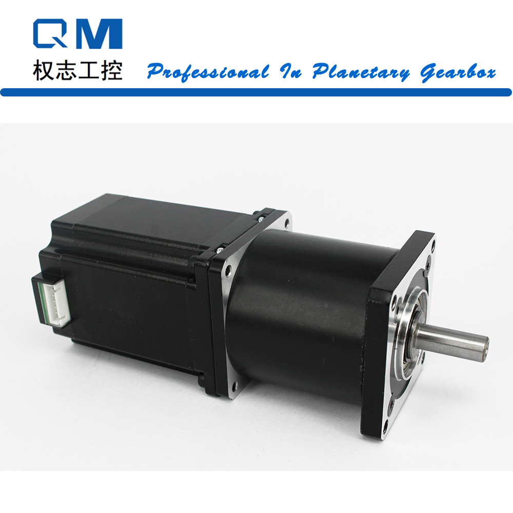 Nema 23 stepper motor L=77mm planetary reduction gearbox ratio 15:1 for CNC cnc robot pump dental endodontic root canal endo motor wireless reciprocating 16 1 reduction
