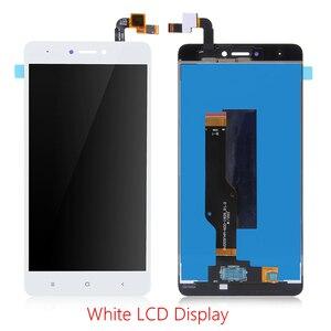 Image 4 - Originale Dello Schermo Per Xiaomi Redmi Nota 4X Display LCD Con Cornice Touch Panel Snapdragon 625 Nota 4 Globale 4GB 64GB LCD Digitizer di Ricambio