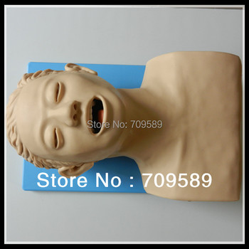 HR/J5S Electric Tracheal Intubation Training manikin
