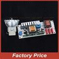 Fonte de Alimentação com 7R 7R 230 W Feixe Moving Head Lamp Bulb Lastro Lâmpadas De palco 1 pc lot MSD Platinum 7R luz do estágio R7 lâmpada + Reator