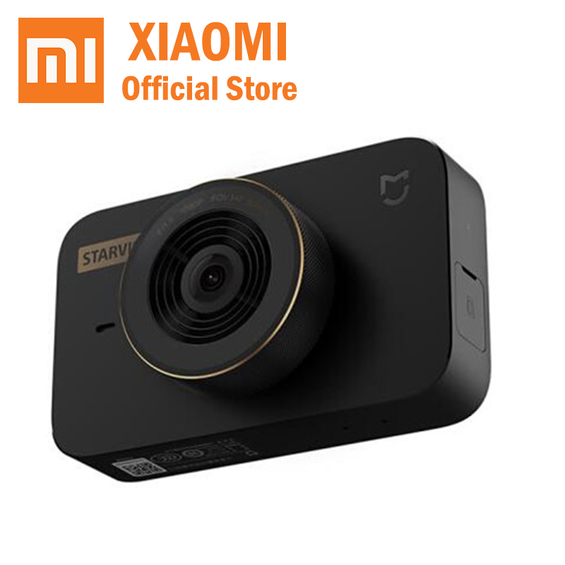 Xiaomi mijia car recorder DVR 1s smart HD 1080p 140 Degree wireless SD card slot mihome