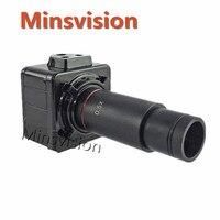 5.0 M USB ổ đĩa miễn phí kỹ thuật số máy ảnh kính hiển vi quà tặng phần mềm đo lường hỗ trợ win7/8/10