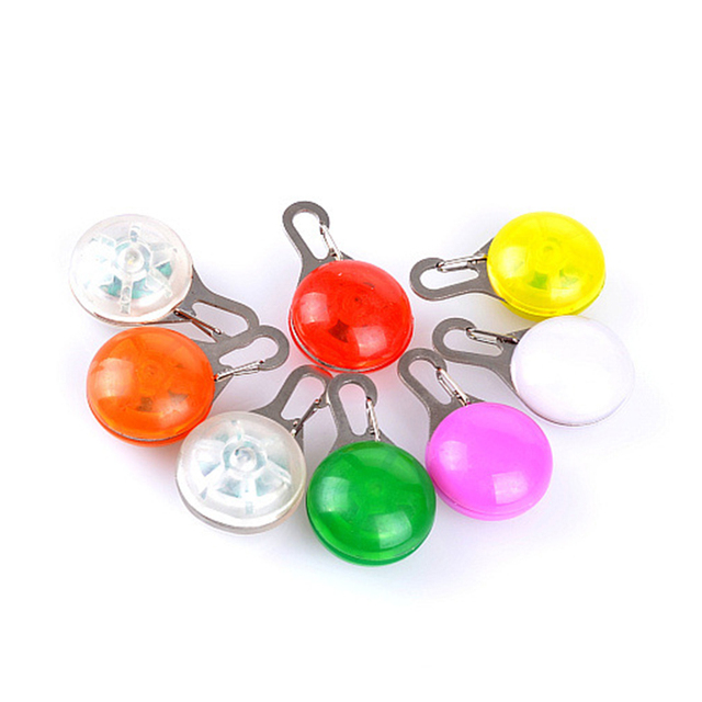 Colorful Pendant with LED Backlight for Collars